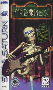 Mr. Bones Disk 1 complete Sega Saturn CIB game for sale online.
