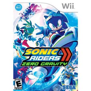 Sonic Riders Zero Gravity - Wii Game