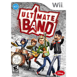 Ultimate Band - Wii Game
