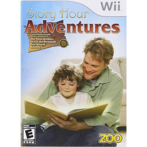 Story Hour Adventures - Wii Game