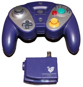 Pelican G3 Wireless Controller - GameCube