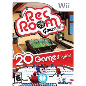 Rec Room Games - Wii Game