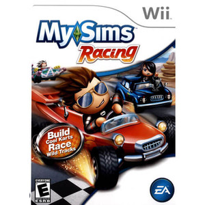 My Sims Racing - Wii Game