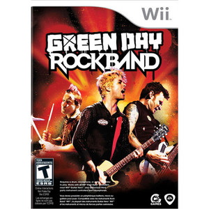 Green Day Rockband - Wii Game