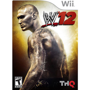 WWE 12 - Wii Game