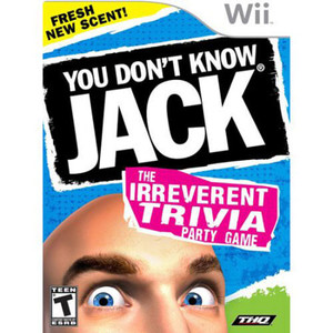 You Don't Know Jack - Wii Game