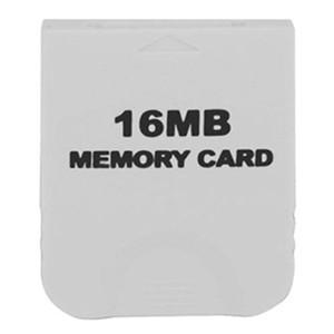 New Generic Nintendo GameCube / Wii Memory Card 16Mb