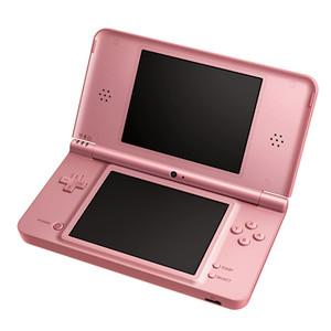 Nintendo DSi XL Metallic Rose Handheld System