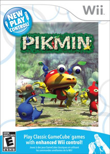 New Sealed Pikmin - Wii Game