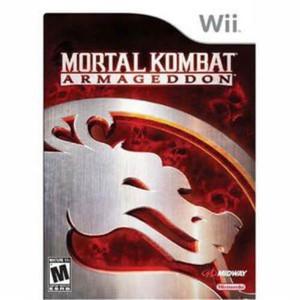 Mortal Kombat Armageddon - Wii Game