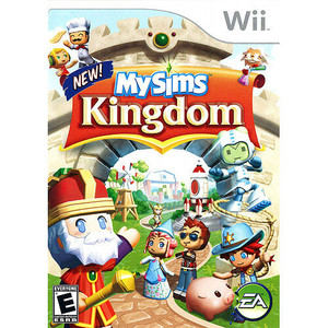 My Sims Kingdom - Wii Game