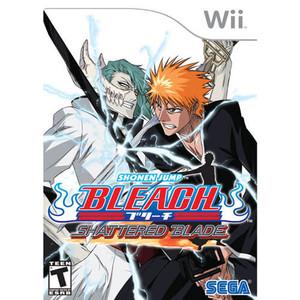 Bleach Shattered Blade - Wii  Game
