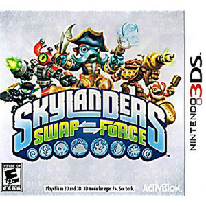 Skylanders Swap Force - 3DS Game
