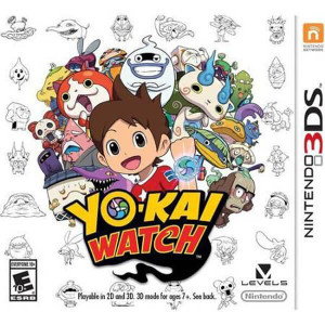 Yo-Kai Watch - 3DS Game