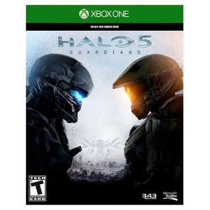 Halo 5 Guardians - Xbox One Game