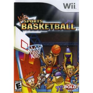 Kidz Sports Basketball - Wii Game