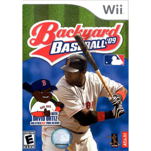 Backyard Baseball 09 Wii Game