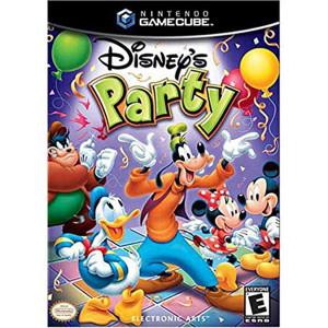 Disney's Party - GameCube Game