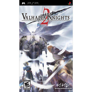 Valhalla Knights 2 - PSP Game