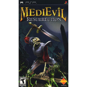 MediEvil Resurrection - PSP Game