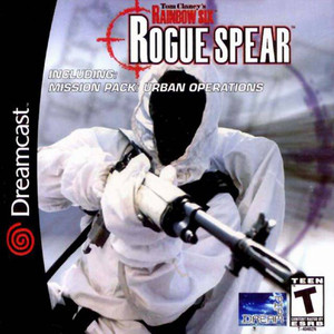 Tom Clancy's Rainbow Six Rogue Spear Dreamcast Game