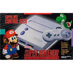 Complete Super NES Control Deck Mini -SNES