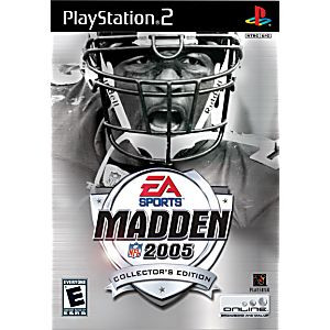 Madden 2005 Collector's Edition - PS2 Game