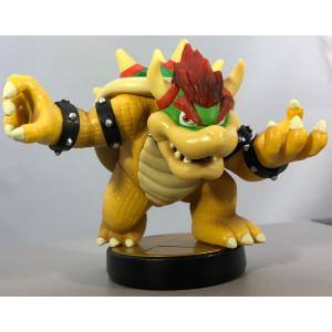 Bowser Amiibo Loose Figure Nintendo Used Toy For Sale