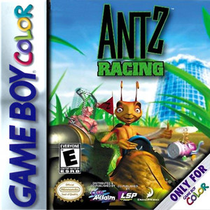 Antz Racing - Game Boy Color Game