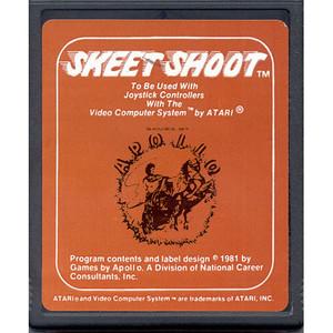 Skeet Shoot - Atari 2600 Game