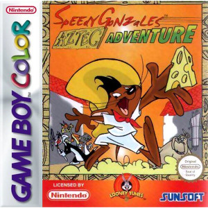 Speedy Gonzales Aztec Adventure - Game Boy Color Game