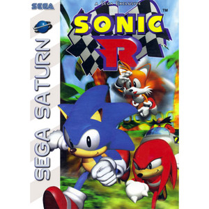 Sonic R - Saturn Game