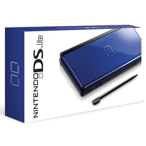 Complete Nintendo DS Lite Blue System in Box