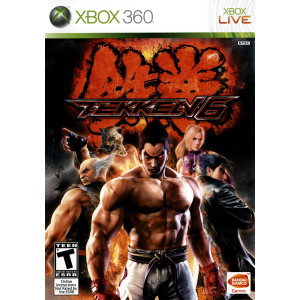 Tekken 6 - Xbox 360 Game