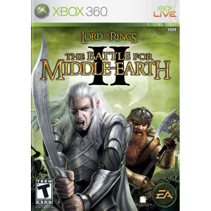Lord of the Rings Battle for Middle-Earth II - Xbox 360 Game