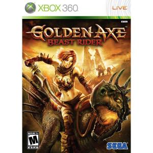 Golden Axe Beast Rider - Xbox 360 Game