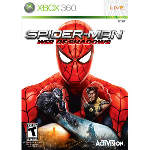 Spider-Man Web of Shadows - Xbox 360 Game