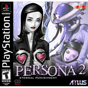 Persona 2 Eternal Punishment - PS1 Game