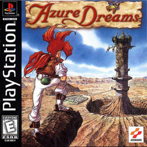 Azure Dreams - PS1 Game