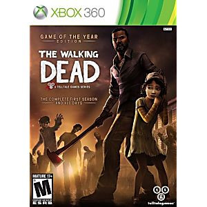 Walking Dead Game of the Year Edition, The - Xbox 360 Game