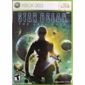 Star Ocean the last hope xbox 360 video game for sale.