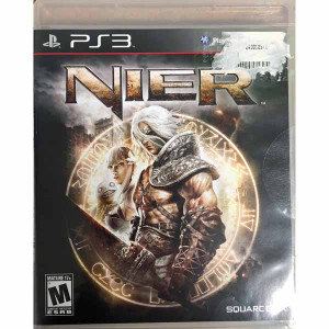 Nier Playstation 3 PS3 game for sale.