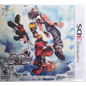 Kingdom Hearts 3-D Dream Drop Distance Nintendo 3DS Game for sale.