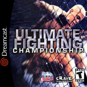 Complete Ultimate Fighting Championship - Dreamcast Game