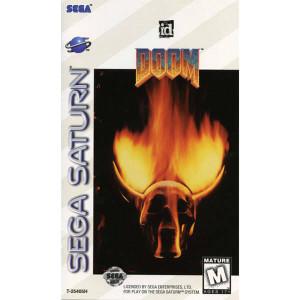 Doom - Sega Saturn Game