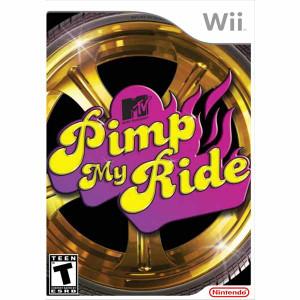Pimp My Ride - Wii Game