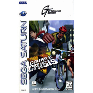 Courier Crisis - Saturn Game