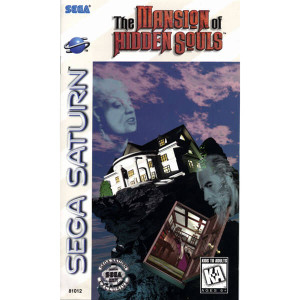 The Mansion of Hidden Souls - Saturn Game