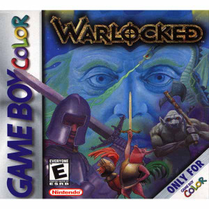 Warlocked - Game Boy Color Game