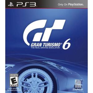 Gran Turismo 6 - PS3 Game
